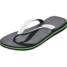 havaianas Brasil Mix Sandals Men white/black